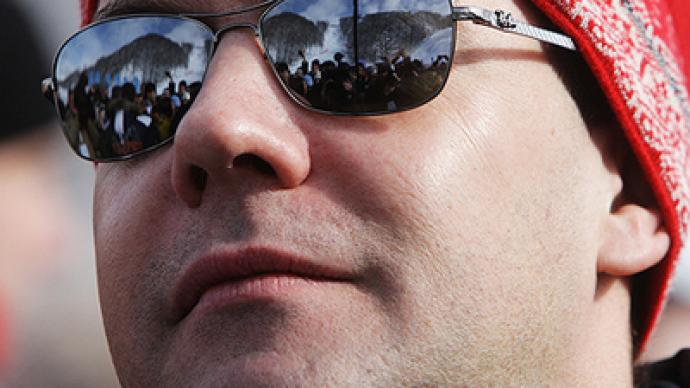 Medvedev seeks shield to thwart terrorist provocations in Sochi