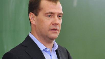 Russian political system needs more space – Medvedev