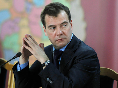 SCO is not an elite club – Medvedev