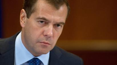 Medvedev: Russia won't participate in military operations in North Africa
