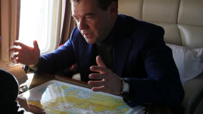 United Russia should stop being modest – Medvedev