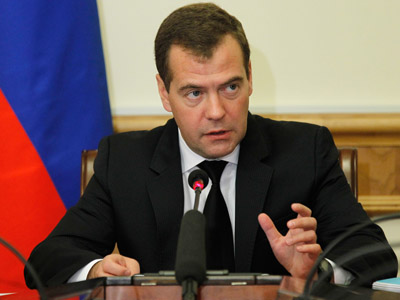 Medvedev on Moscow 'wedding shooting': 'US cops would have opened fire'