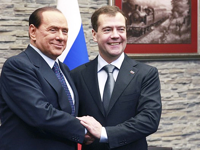 From Russia to Rome: Medvedev to meet Pope on official visit