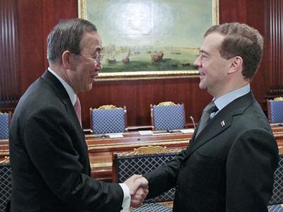 Syria on the brink of civil war, warns Russian senator