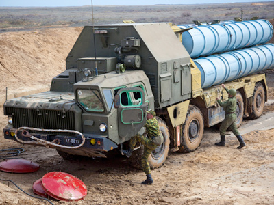 Russia plans to ship S-300 missile systems to Belarus