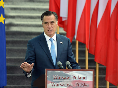 Romney camp: Russia top geopolitical foe, 'reset' failed