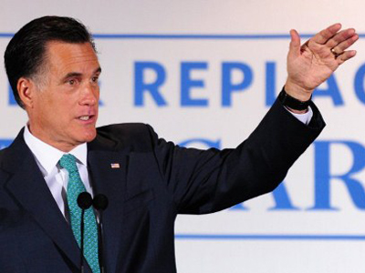 What reset? Romney's road-trip rants reach Russia