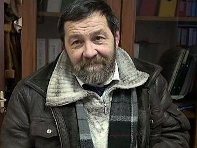 Jailed protester Mokhnatkin gets presidential pardon