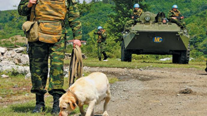 Moldova seeks NATO's help in Transdniester settlement