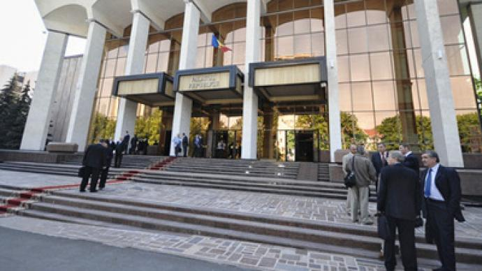 Moldovan government resigns as new parliament starts work