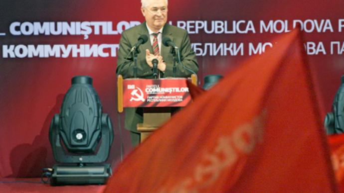"""""""Real Communists"""" emerge in Moldova"""