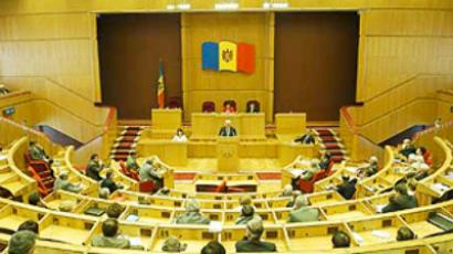 Constitutional court orders Moldovan parliament to disband