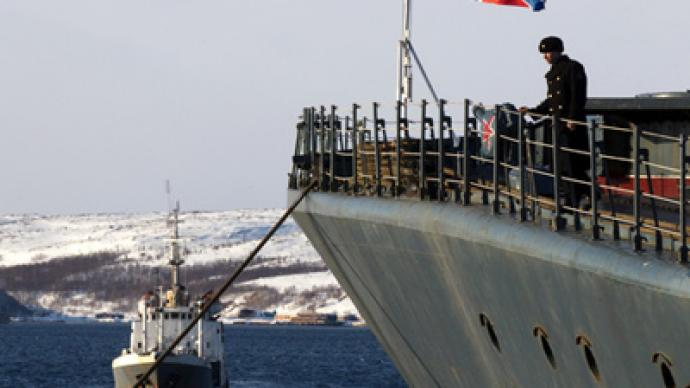 Moscow to deploy more forces in Arctic
