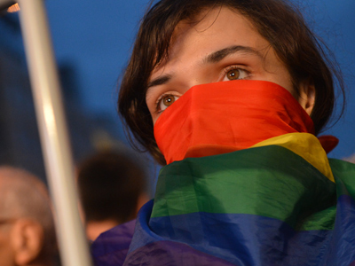 Russian Duma gives first nod to nationwide ban on gay propaganda