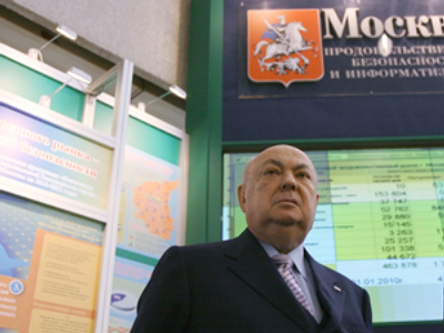 New Moscow mayor ushers in winds of change