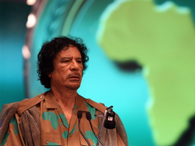 Gaddafi only obstacle to peace – Libyan transitional council head