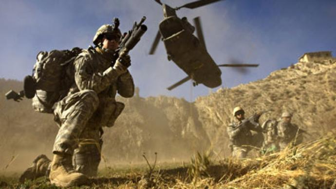 Base instinct: Russia questions US Afghan overstay