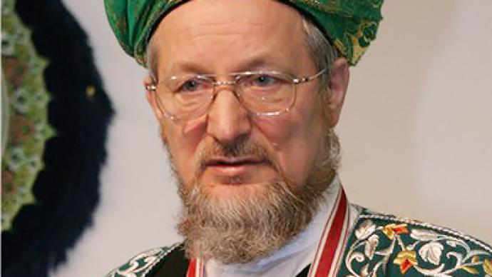 Controversial Muslim figure suggests amendments to Russian heraldry