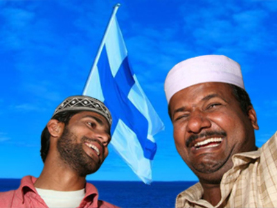 Muslims find refuge in Finland