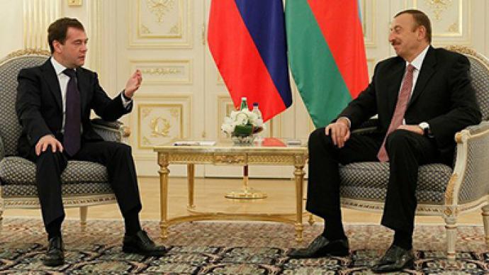 Medvedev vows further help in Nagorno-Karabakh dispute settlement