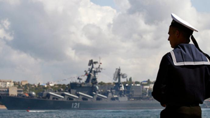 "Ukraine's Sevastopol ""cannot live without Black Sea Fleet"""