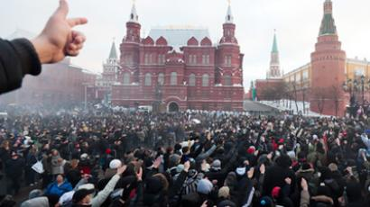 Nationalists gear up for 20,000-strong march in central Moscow