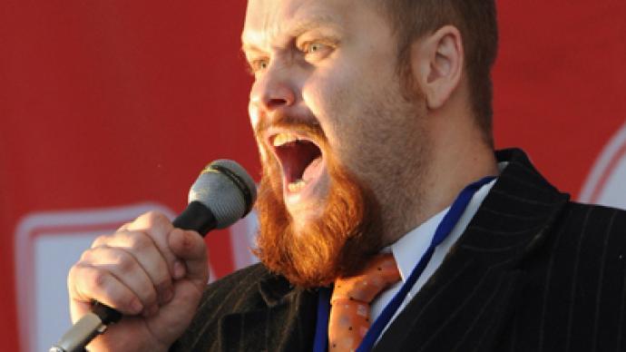 Nationalist leader to fight for Kaliningrad mayor post