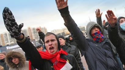 Russian nationalists join forces to form new organization