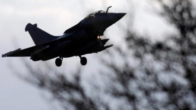 NATO saving face, not civilians in Libya
