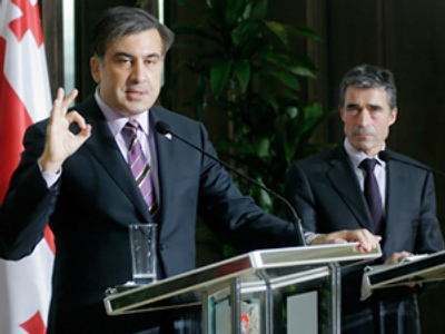 """Saakashvili administration is loser all around"""
