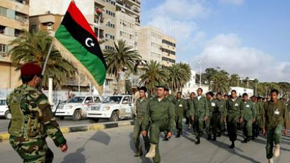 NATO pressing for Libyan ground war