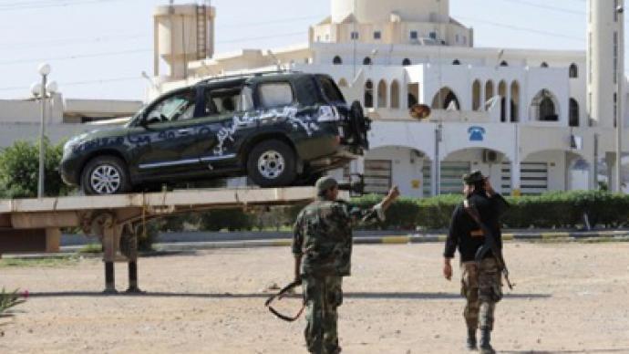 NATO force-fed Libya tyranny or Islamism- Envoy