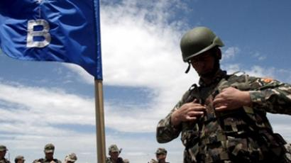 NATO summit tries to tackle alliance's identity crisis