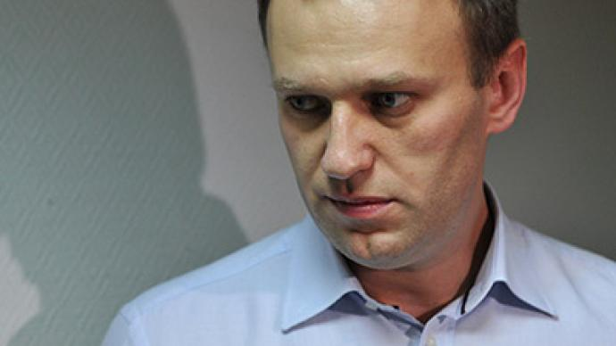Russian opposition leader Navalny charged with fraud in second criminal case