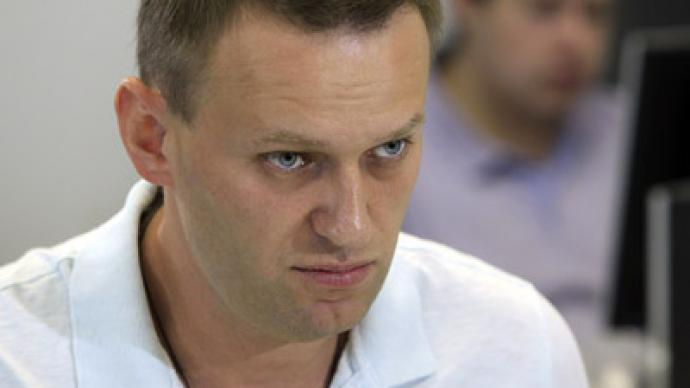 10,000 United Russia members may sue opposition leader Navalny