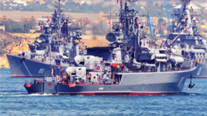 Navy to build base in Abkhazia