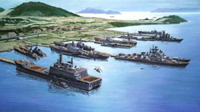 Russian navy base in Vietnam may be restored