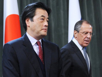 ROAR: Russian, Japanese governors set territorial dispute aside
