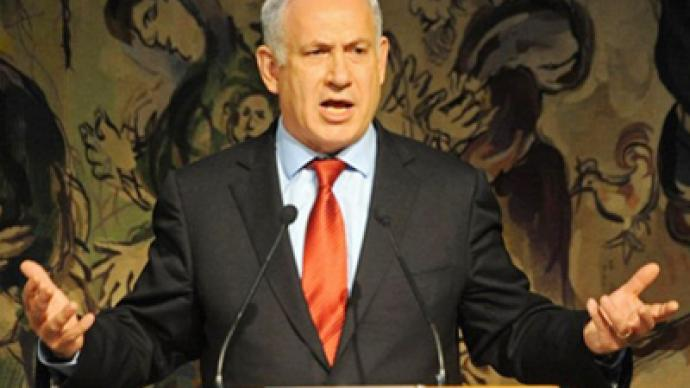 "Netanyahu mulls Palestinian state with ""temporary borders"""