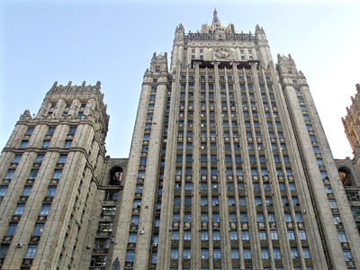 Moscow ridicules Tbilisi attempt to lecture on human rights