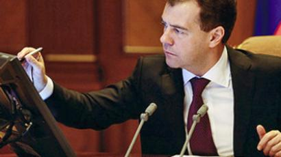 Medvedev emphasizes vision of Chechnya's future with personal visit