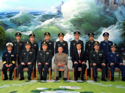 North Korea's leader makes son a general amid succession speculations