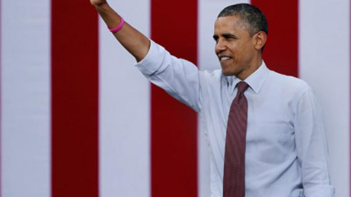 Obama dominates Romney in Russian opinion poll