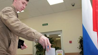 Russia welcomes electoral observers