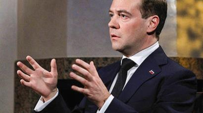 Medvedev wants professionals to take ministers' seats on state company boards