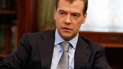 Relations among presidents are crucial to good relations among states - Medvedev