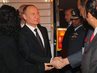 Russia and India talk direct oil supplies, joint use of GLONASS, nuclear power generators