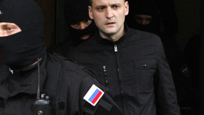 Opposition leader Udaltsov, in hiding, prepares for questioning