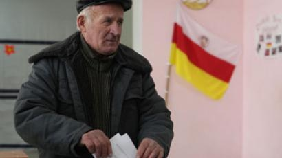 S. Ossetian poll canceled - banned candidate appeals
