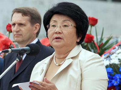 Leader of Kyrgyz revolution nominated for Nobel Peace Prize